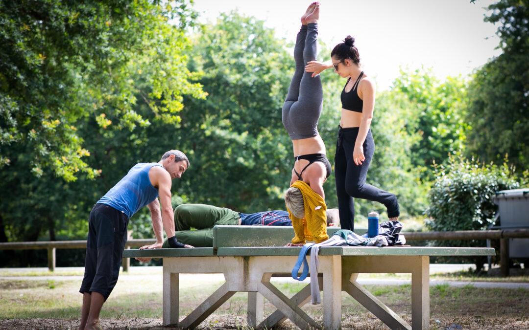 Typy tréninku v akrojóze